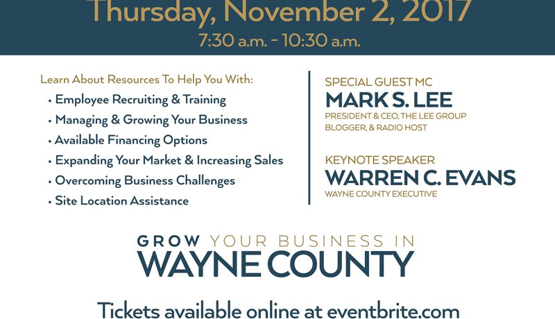 Wayne County Business Resource Network Roundtable