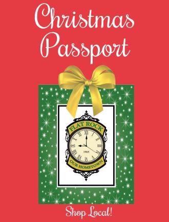 2018 Flat Rock Our Hometown Christmas Passport