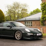 Rpm Technik Revitalizes The 997 For The Creative Soul Searching For A Softer Gt3 Flatsixes