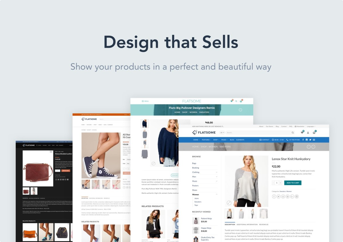 Flatsome | Multi-Purpose Responsive WooCommerce Theme - 46