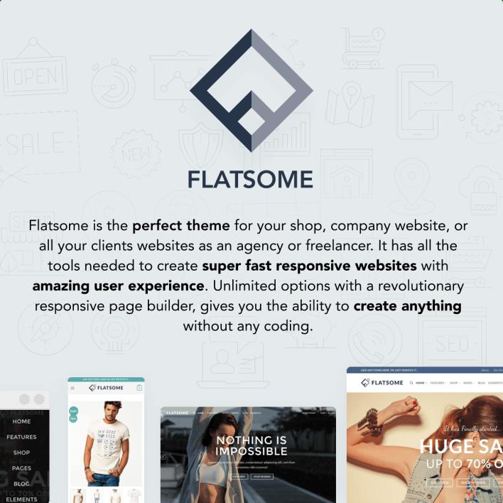 Flatsome | Multi-Purpose Responsive WooCommerce Theme - 6