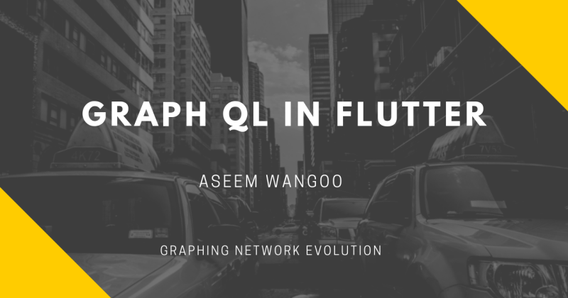 Graph QL and Flutter