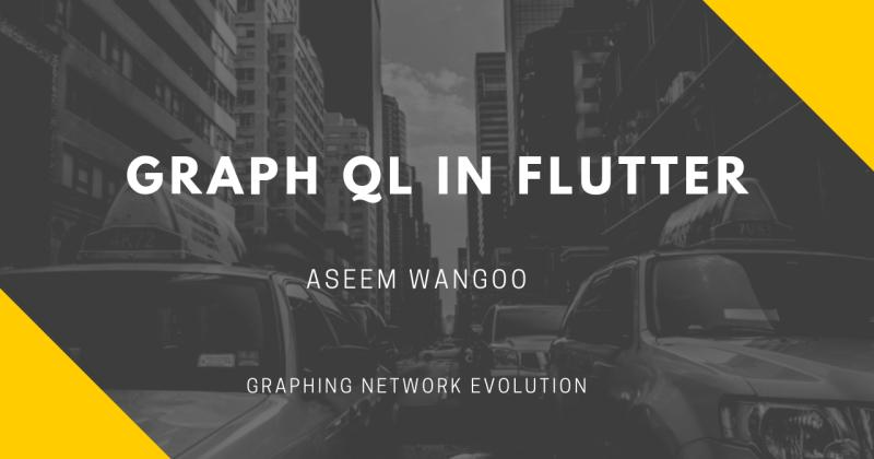 Graph QL andFlutter