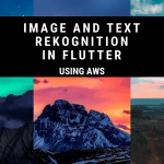 Image Rekognition in flutter