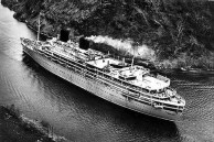 Willem Ruys - Panama Canal