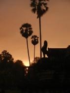 Sun Over Angkor