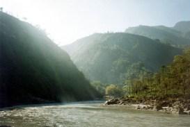 River Rafting Nepal