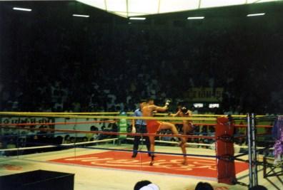 Muay Thai (Thai Kick Boxing)