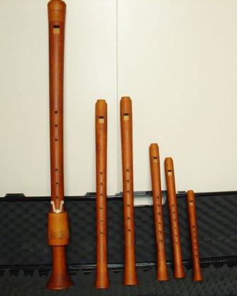 Consort de flautas renacentistas de Bob Marvin del Conservatorio Superior de Sevilla 02