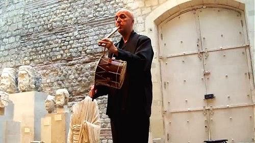 Pierre Hamon - Flauta y tamboril