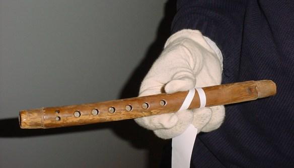La flauta de Dordrecht