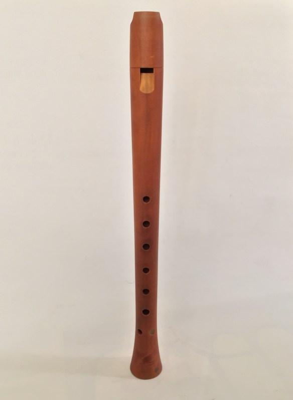 Van Eyck recorder by Bob Marvin