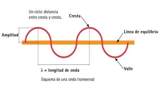 13 Elementos de las ondas