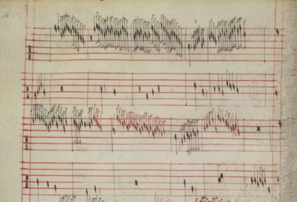 Faenza codex (detalle)