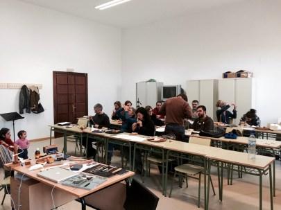 making recorder blocks with fernando paz - 01
