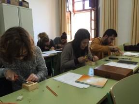 making recorder blocks with fernando paz - 10