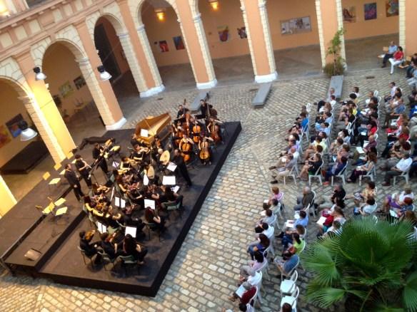 Orquesta Barroca del Conservatorio Superior de Música «Manuel Castillo» de Sevilla
