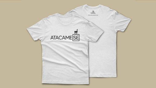 T-shirt Natureza Andina FlaviaBia Expediciones Atacama Atacama