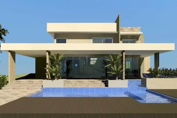 arquitetura em jundiaí - fachada moderna