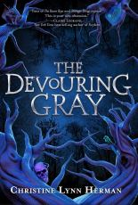 Cover of The Devouring Gray one of my honourable mentions for Calendar Girls August 2019