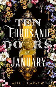 monthly TBR September 2019 The Ten Thousand Doors of January