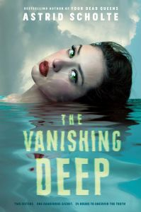 Cover of Astrid Scholte's The Vanishing Deep