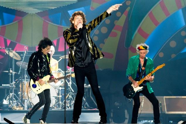 Show do Rolling Stones em São Paulo/SP