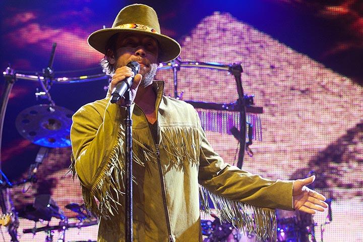 Show realizado no dia 07 de fevereiro de 2013 no Credicard Hall em São Paulo/SP/Brasil