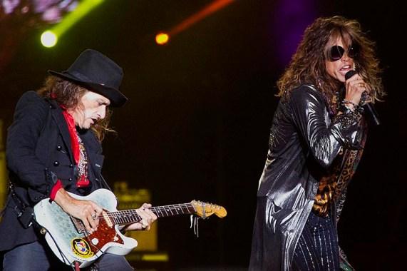 SÃO PAULO, 20.10.2013 – AEROSMITH - MONSTERS OF ROCK: Show realizado no dia 20 de outubro de 2011 na Arena Anhembi em São Paulo. Créditos: Flavio Hopp
