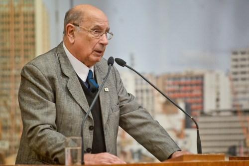 Foto: Lider do Democratas, Reginaldo Pujol . Foto Divulgação/CMPA