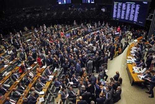 plenario_da_camara_rejeita_denuncia_contra_temer