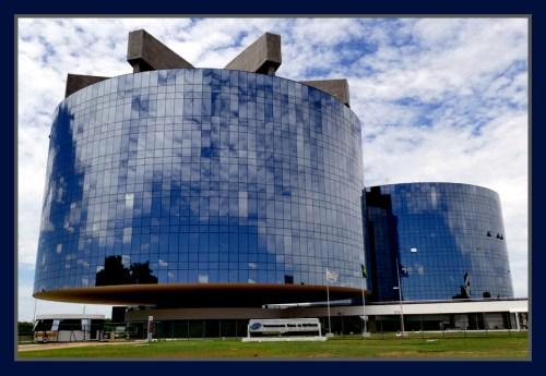 Sede da PGR, em Brasília