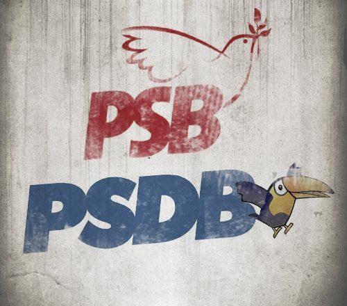 ALIANÇA COM PSDB PODE RESOLVER IMPASSE DO PSB