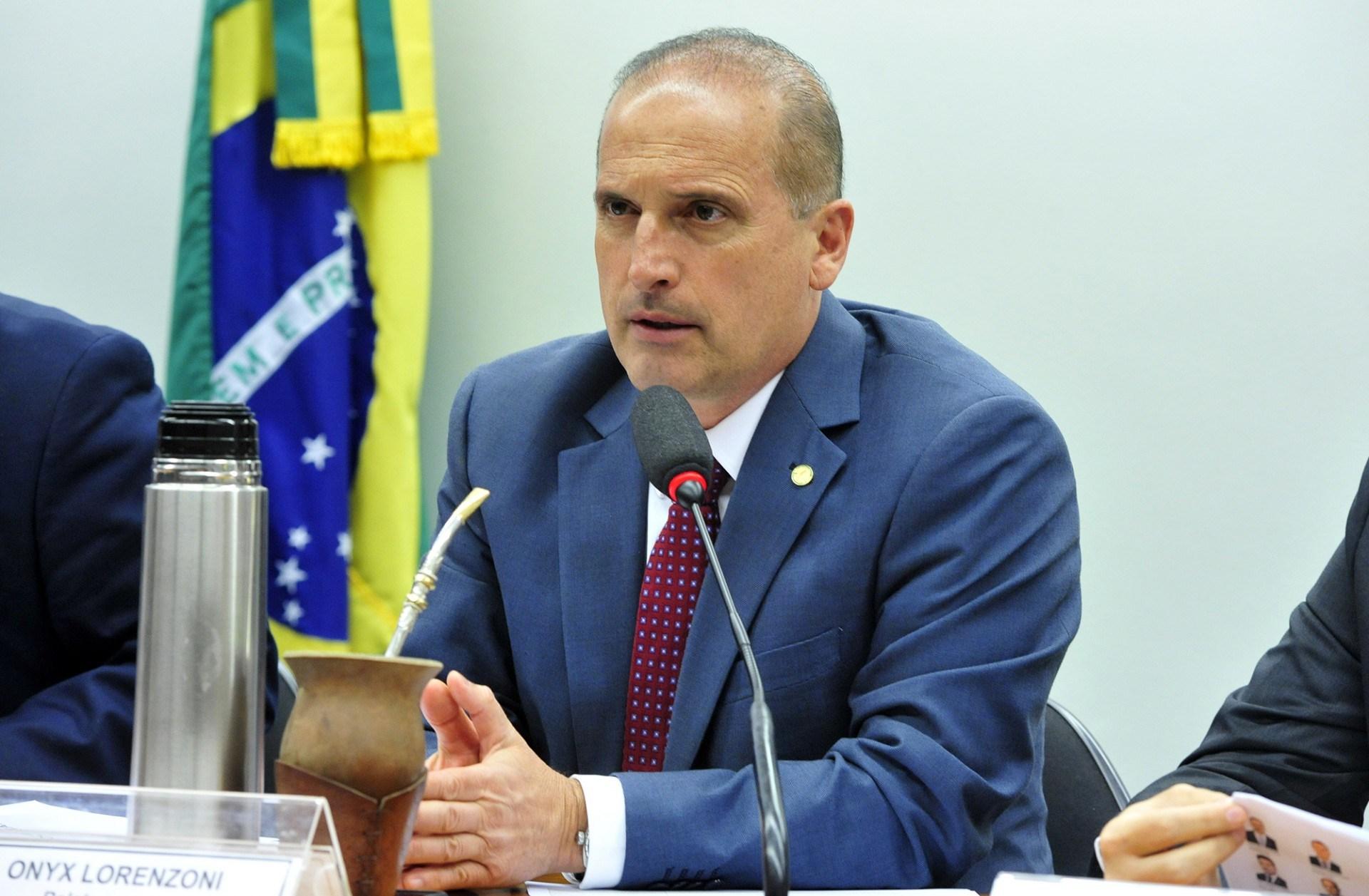 SERÃO 15 MINISTÉRIOS, REVELA ONYX
