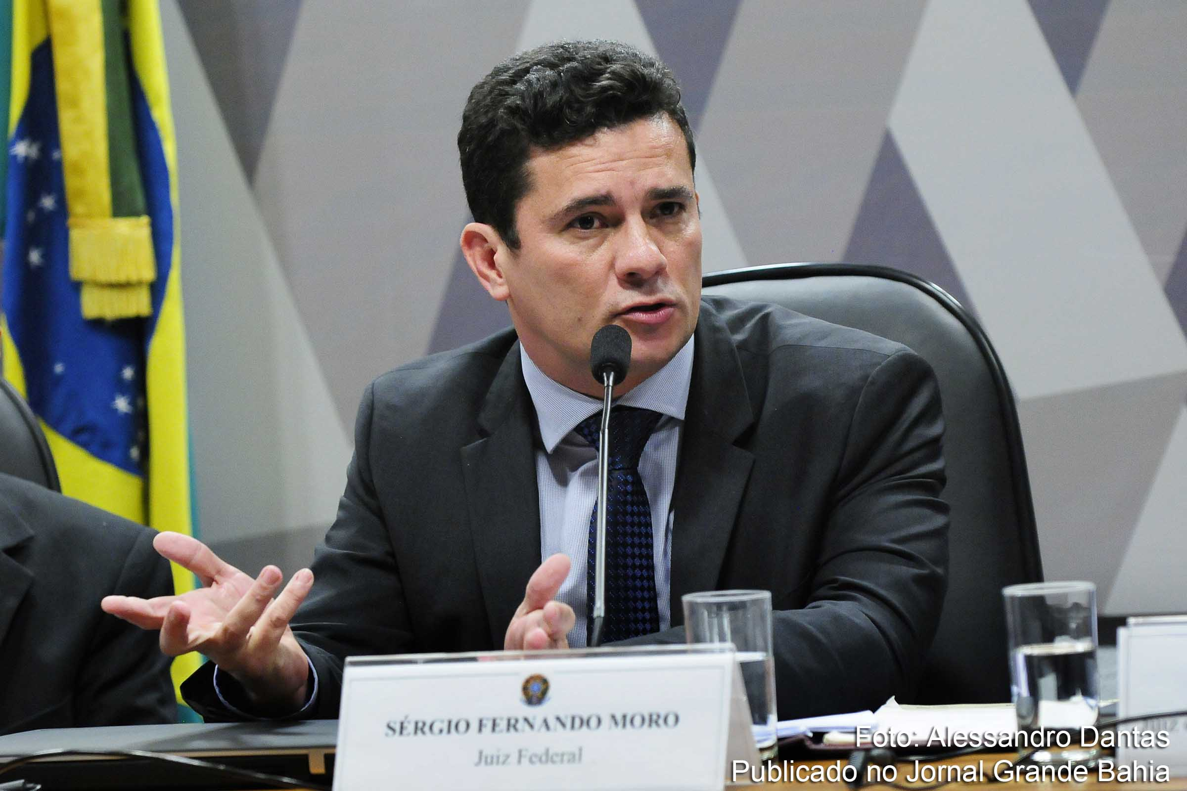 BOLSONARO QUER SÉRGIO MORO NO STF: ELE VAI ACEITAR