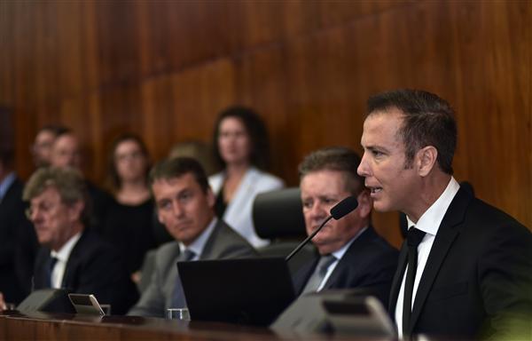 NOVO PRESIDENTE DO LEGISLATIVO, LARA PROMETE PRIORIZAR TEMAS CONVERGENTES