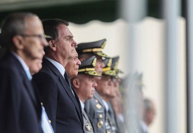 PRESENÇA DE MILITARES NO GOVERNO AUMENTA CREDIBILIDADE,MAS EXPÕE FORÇAS ARMADAS