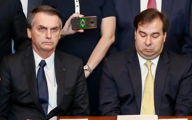 RODRIGO MAIA, CENTRÃO E BANDA PODRE ARTICULAM GOLPE PARLAMENTAR?