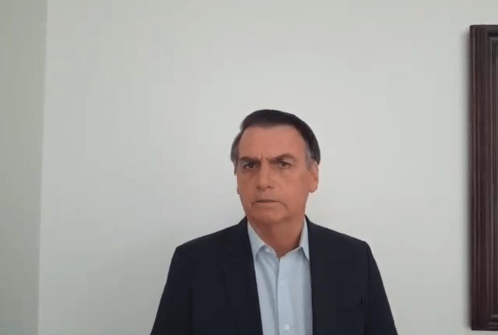 BOLSONARO REAGE E NEGA CRIAÇÃO DO IMPOSTO PREVIDENCIÁRIO