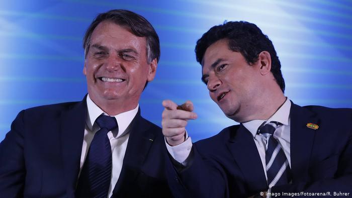 SÉRGIO MORO TERMINA A SEMANA COM POPULARIDADE AINDA MAIOR