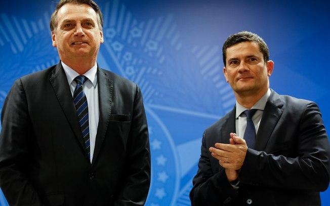 SERGIO MORO FECHA MAIS UMA SEMANA COM PRESTÍGIO EM ALTA
