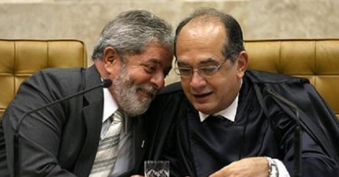 PARA SOLTAR LULA,NOVA NORMA DO STF VAI SOLTAR PRESOS DO PCC.