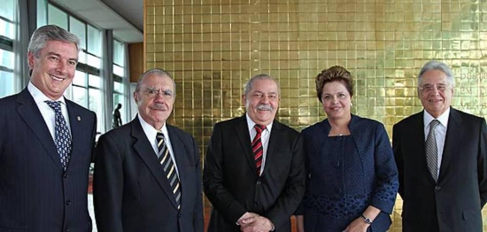 DEPUTADO PROPÕE FIM DAS MORDOMIAS PARA EX-PRESIDENTES
