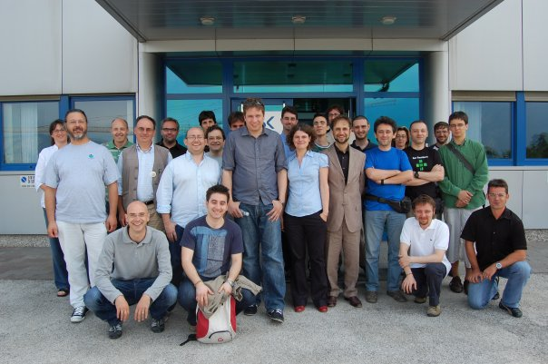 Gruppone OSMit2009