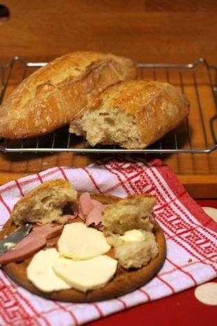 Bâtards - paini frantuzesti