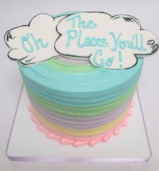 oh the places you'll go ombre swirl cake - Copy