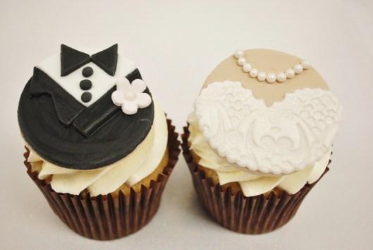 muffin size cupcake