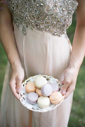 wedding macarons2 - Joy Aleman Photography
