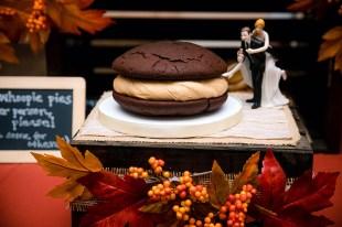 Whoopie Pie Wedding Cake display 2