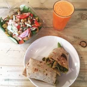 Indian eats at Inito